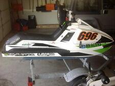 Kawasaki 650x2 650 x2 Seat-Cover Jet-Ski hydro-turf 86-95 sew40 BLACK In Stock