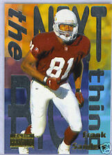 1996 Skybox Premium Next Big Thing Frank Sanders #12 of 15