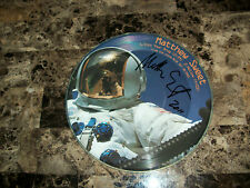 """Matthew Sweet Signed Limited Edition Promo 10"""" Vinyl Picture Disc Into Your Drug"""