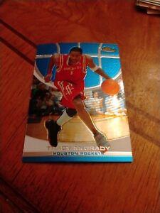 2005-06 Finest Houston Rockets Basketball Card #31 Tracy McGrady $$$