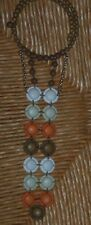 COLLIER 1970 HIPPIE FRENCH VINTAGE