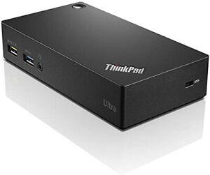 Lenovo 40A80045US ThinkPad USB 3.0 Ultra Dock