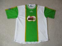 VINTAGE Atletica Mil Soccer Jersey Adult Medium Major League Soccer Futbol 90s *