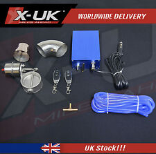 "X-UK Electronic Exhaust  Valve System ""3 inch"""