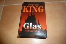Stephen King Glas Der dunkle Turm  gebunden  Roman 1997 2. Auflage