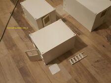 Bundeswehr Funkkabine Shelter Container Unimog Wohnmobil Koffer RC 1:16