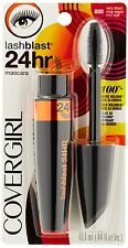 6 x Covergirl Lashblast 24HR Mascara 13.1ml Carded - 800 Very Black