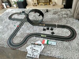 Carrera GO!!! Good Size Track/Track Extension. No Cars. VERY GOOD Working Order