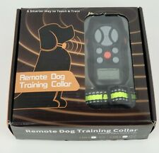 Flittor Shock Collar Remote Dog Training Collar medium, Large Dogs
