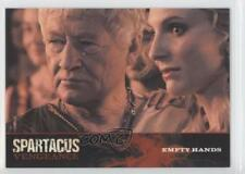 2013 Rittenhouse Spartacus: Vengeance Premium Packs #E11 Empty Hands Card 1d3