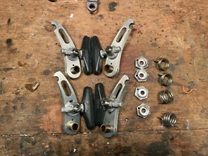 Vintage MTB Gravity Research Mag/Ti Cantilever Brakes for Klein Yeti