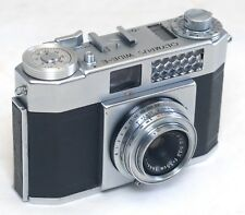 OLYMPUS WIDE-E Vintage Rangefinder 35mm Film Camera ZUIKO 35mm f/3.5 LENS Japan