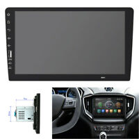 """1DIN Car MP5 USB Player Bluetooth 9"""" Touch Screen Stereo Radio Mirror Link WINCE"""