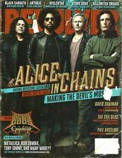 Revolver April/May 2013 Alice In Chains David Draiman The Evil Dead Phil Anselmo