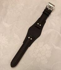 CH 2564 Fossil Authentique Bracelet Fossil.CH2564 Cuir noir black schwartz