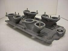 Small Block Chevy Quad Weber IDF Intake Manifold Rat Rod V8 CB Performance NOS