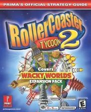 RollerCoaster Tycoon 2: Wacky Worlds (Prima's Official Strategy Guide)