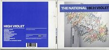 THE NATIONAL CD HIGH VIOLET 11 TRACCE made in the EU  2010 digipack