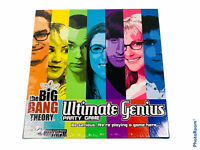 🔥 The Big Bang Theory Ultimate Genius Party Game • Brand New Sealed