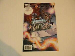1 GHOSTBUSTERS #1 First Printing / IDW Publishing Sept 2011 / + BONUS!