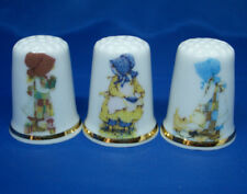 Birchcroft Thimbles -- Set of Three  -- Hollie Hobby ( Make Offer )