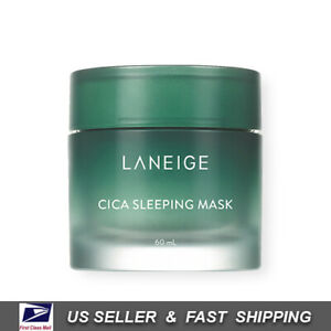 [ LANEIGE ] Cica Sleeping Mask 60 mL (2.0 fl. oz.)