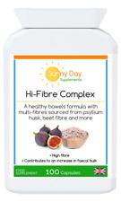 Hi-Fiber Complex caps -  A multi-fibre formula with high-fibre foods & herbs.