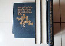 Encyclopédie Scientifique et Technique LIDIS