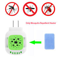 Electric Pest Repeller Repellent Tablets Mosquito Repellent Heater Flies Killer