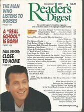 Reader's Digest December 1997 Paul Rieser/Bravest Eagle/Mission of the Heart