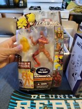 Daredevil Action Figure Walmart Exclusive Marvel Legends BAF Hasbro 2007