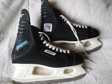 Bauer Charger Size 10 DD Ice Hockey Skates Pre Owned