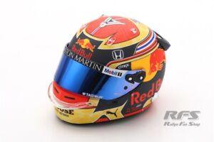Helm Bell Helmet Alexander Albon Aston Martin Red Bull Formel 1 2020 1:5 Spark