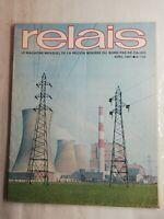 N154 Relais région Minière avril 1981 n°134 tu gaz de Cokeries, d'Hornaing