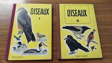 L705_OISEAUX_PAYOT LAUSANNE EDITORE_2 VOLUMI_IN FRANCESE
