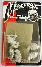 Marauder Miniatures - MM15 Dwarf Crossbow (Mint, Sealed)