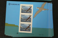 1986 Portugal Madeira;100 mal Bl Europa: Natur & Umweltschutz, **/MNH, ME 1500,-
