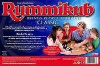 The Original Family Tile Fun Board Game Rummikub Classic Rumy Home Entertainment