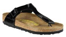 Sandalias y chanclas de mujer planos Birkenstock color principal negro