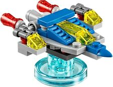 Lego Dimensions Benny Spaceship 3-1 Models And Toy Tag. 71214.