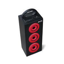 Altavoz multimedia portatil musica HIFI subwoofer radio FM USB SD