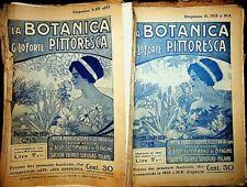 La Botanica Pittoresca di G. Lo Forte