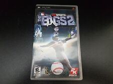 The Bigs 2 [MLB 2K Sports] [PSP] [PlayStation Portable] [2009] [Complete!]