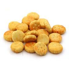 10x Maison de poupées miniature savoureux pâte feuilletée Biscuits