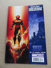 Dark Wolverine 82 . Marvel 2010 - VF - minus