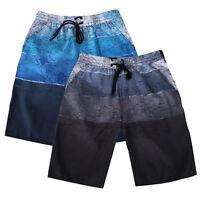 Men's Boardshorts Surf Board Shorts Swim Wear Beach Sports Trunks Pants Boardie