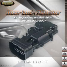 Rear Right Passenger Door Lock Actuator for Toyota Avalon 1995-2004 69130-AC010