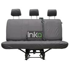 VW T5 T6 Caravelle California Rear Inka Tailored Waterproof Seat Cover Grey
