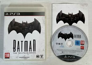 Batman The Telltale Series -- Playstation 3 PS3 -- UK Seller --