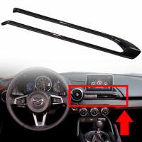 US Model Fit For Mazda MX-5 Miata Interior Air Conditioning Vent Cover Carbon